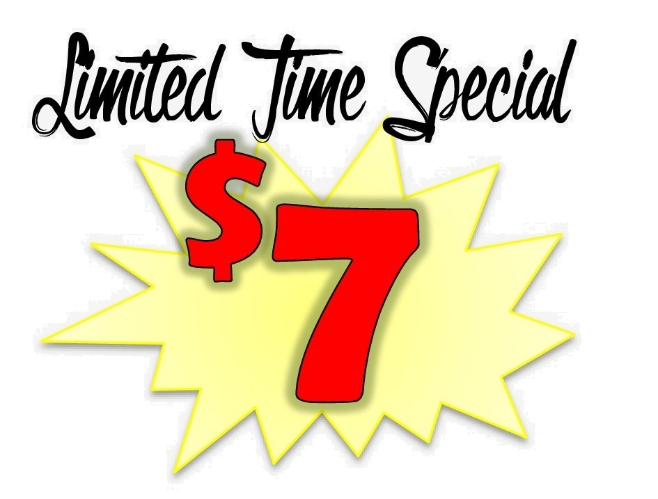 limited time special price