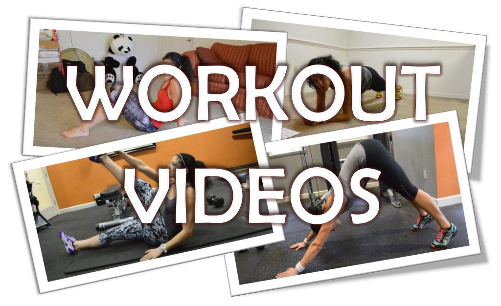 workouts videos